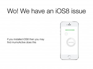 iOS8-issue
